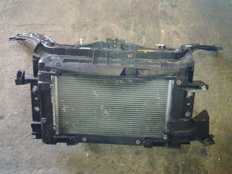 Радиатор кондиционера Mazda Demio DY5W ZJ 2003