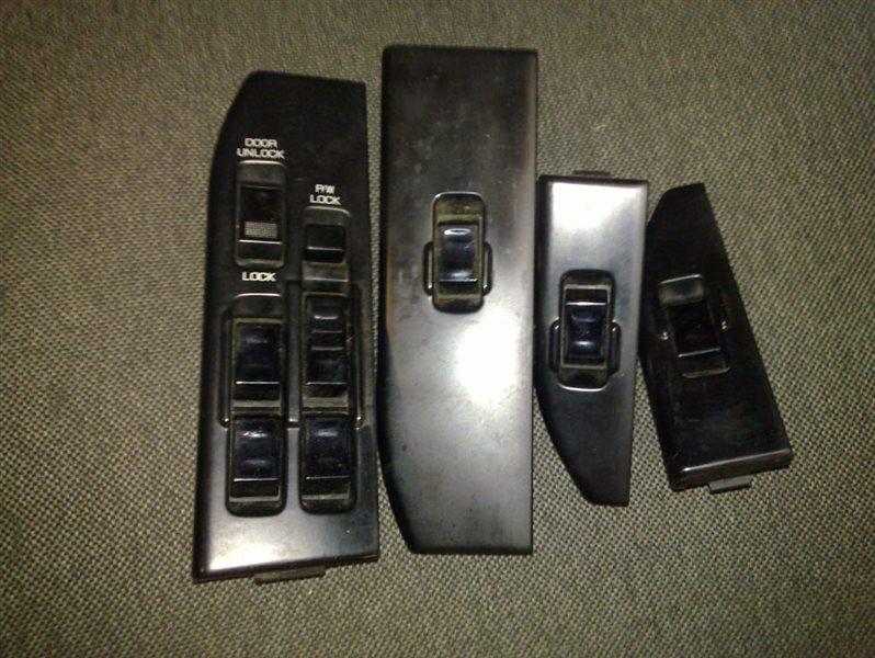 Блок упр. стеклоподьемниками Nissan Terrano 21 задний левый