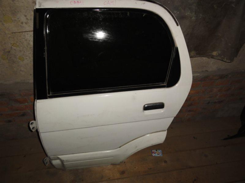 Дверь Toyota Cami задняя левая