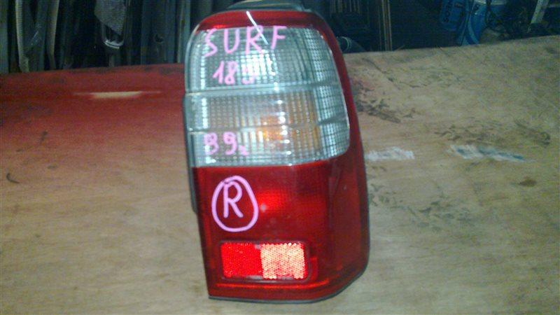 Стоп-сигнал Toyota Surf 185 задний правый