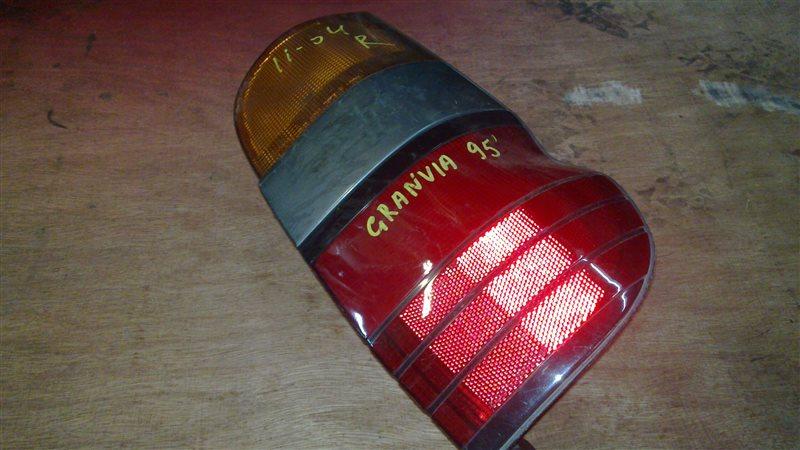 Стоп-сигнал Toyota Granvia задний правый