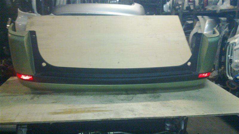 Бампер Nissan Lafesta B30 2007 задний