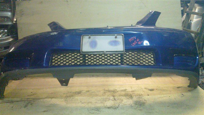 Бампер Mazda Mpv LW5W 1999 передний