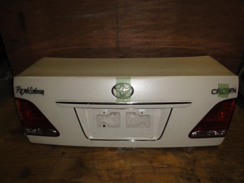 Крышка багажника Toyota Crown GRS180 2004