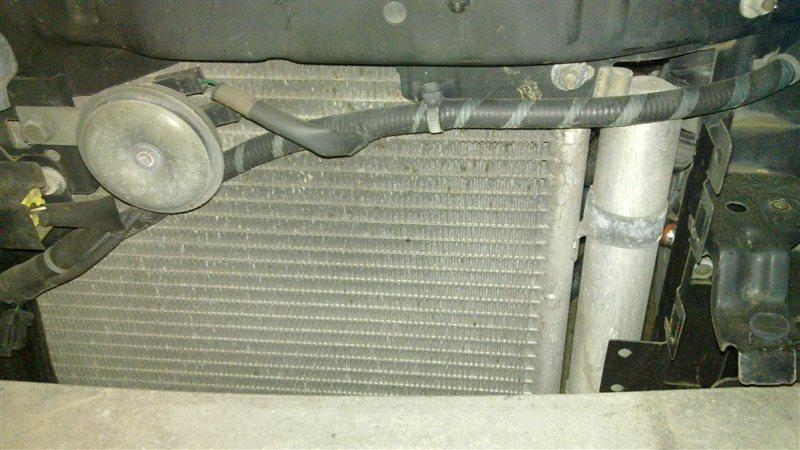 Радиатор кондиционера Nissan Tiida C11 2006