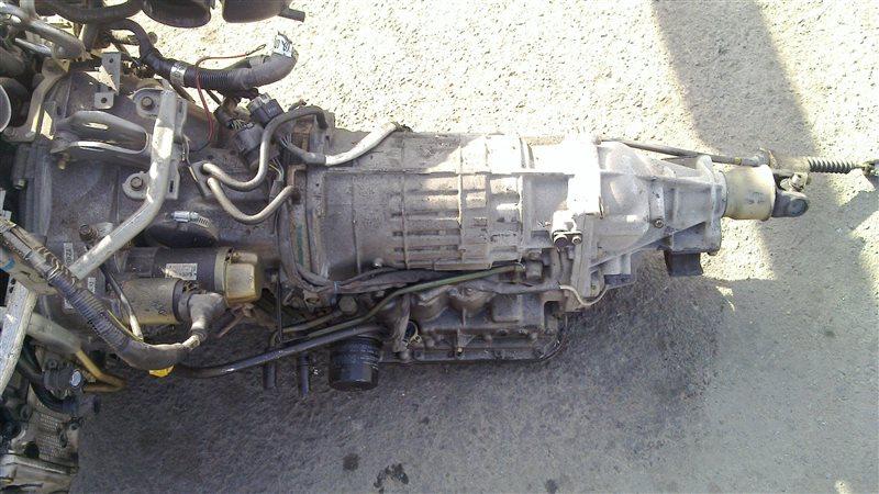 Акпп Subaru Impreza GG9 EJ204 2002