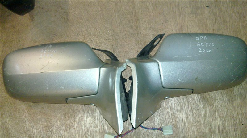 Зеркало Toyota Opa ACT10 2000 переднее правое
