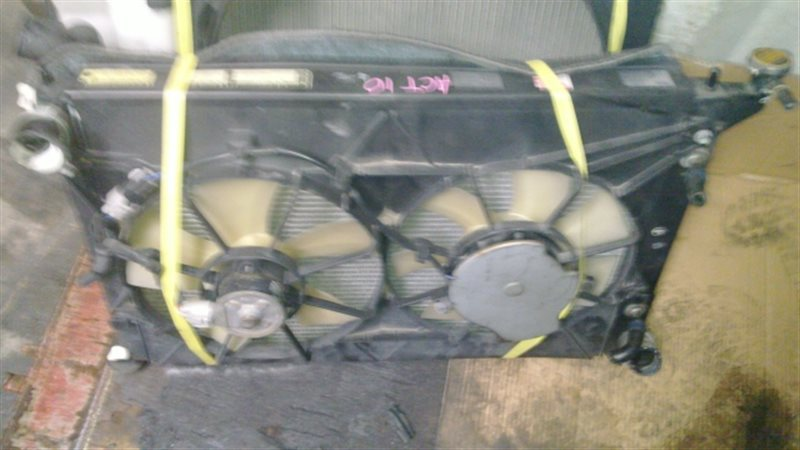 Радиатор основной Toyota Opa ACT10 1AZ 2003
