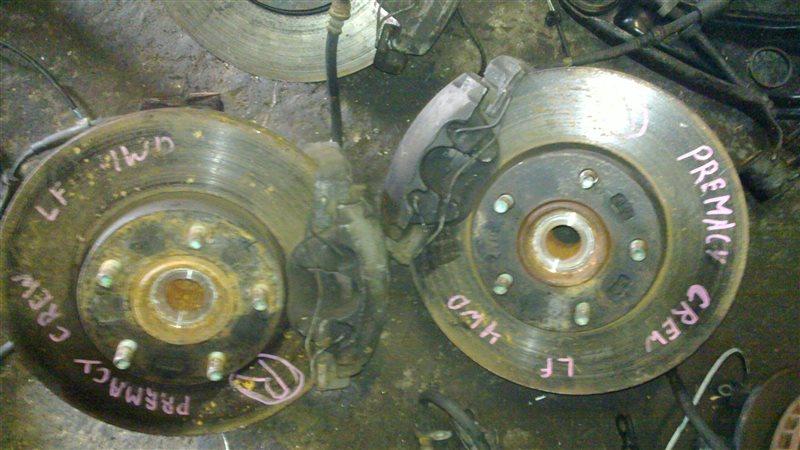 Ступица Mazda Premacy CREW LF передняя правая