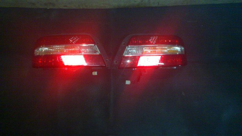 Стоп-сигнал Toyota Chaser JZX100 1998 задний левый