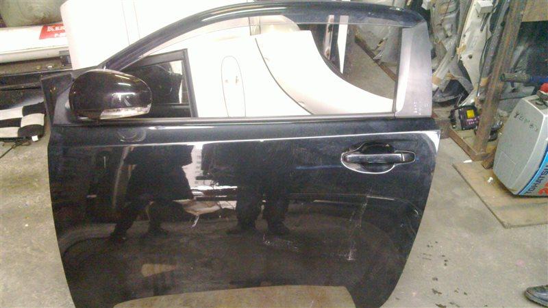 Дверь Toyota Iq KGJ10 2009 передняя левая
