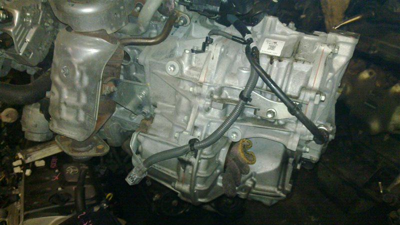 Акпп Toyota Iq KGJ10 1KR 2009 г