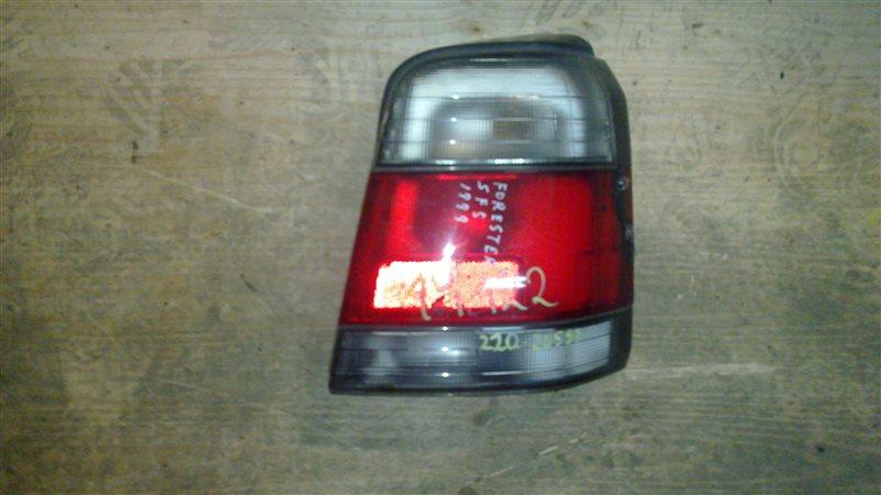 Стоп-сигнал Subaru Forester SF5 1999 задний правый