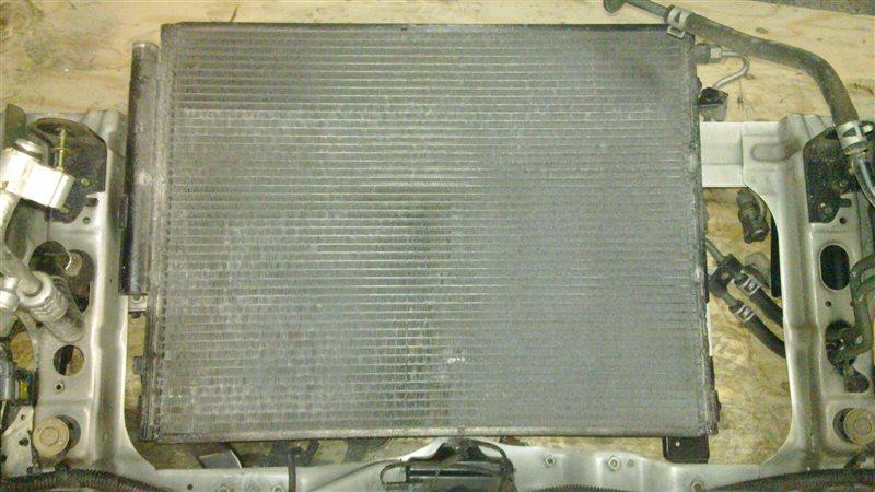Радиатор кондиционера Toyota Land Cruiser HDJ101 1HD-FTE 2002