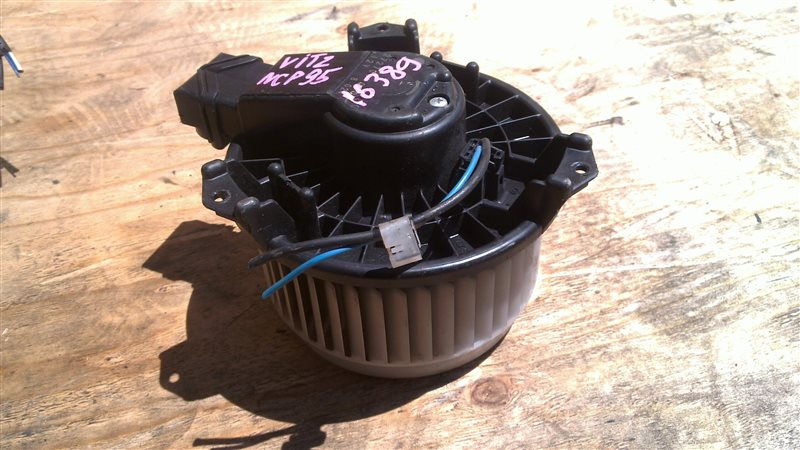 Мотор печки Toyota Vitz NCP95