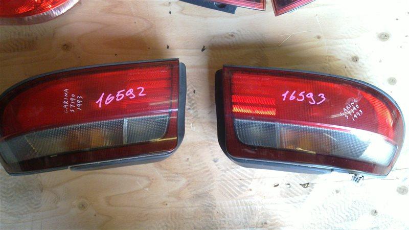 Стоп-сигнал Toyota Carina ST190 1993 задний правый