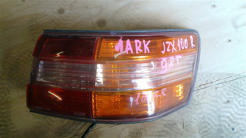 Стоп-сигнал Toyota Mark Ii GX100 1998 задний правый