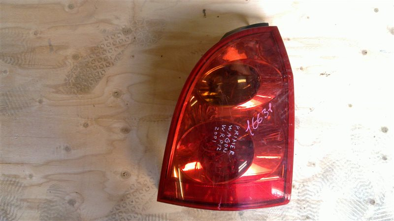 Стоп-сигнал Nissan Primera Wagon WRP12 2001 задний правый