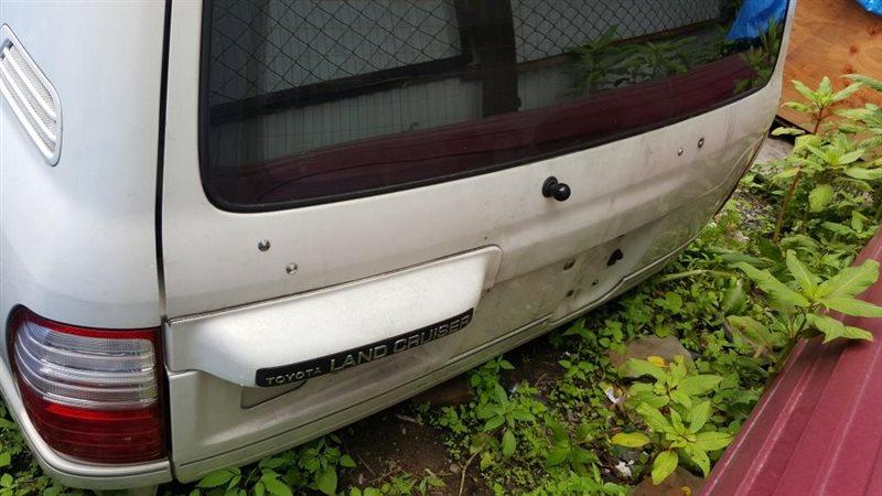 Дверь задняя Toyota Land Cruiser HDJ101 1998 нижняя