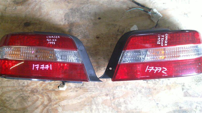 Стоп-сигнал Toyota Chaser GX100 1998 задний левый