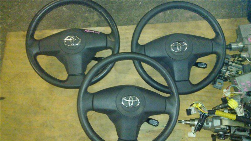 Руль с airbag Toyota Rav4 ACA31 2006