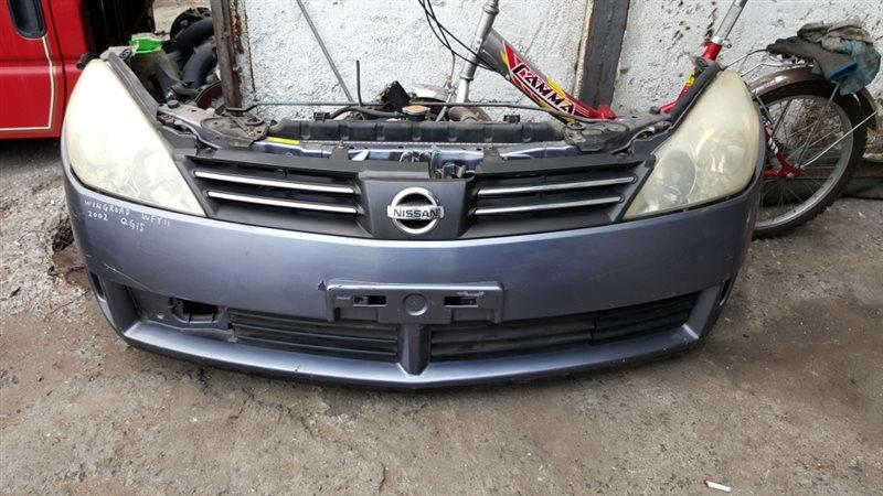 Nose cut Nissan Wingroad WFY11 QG15 2002