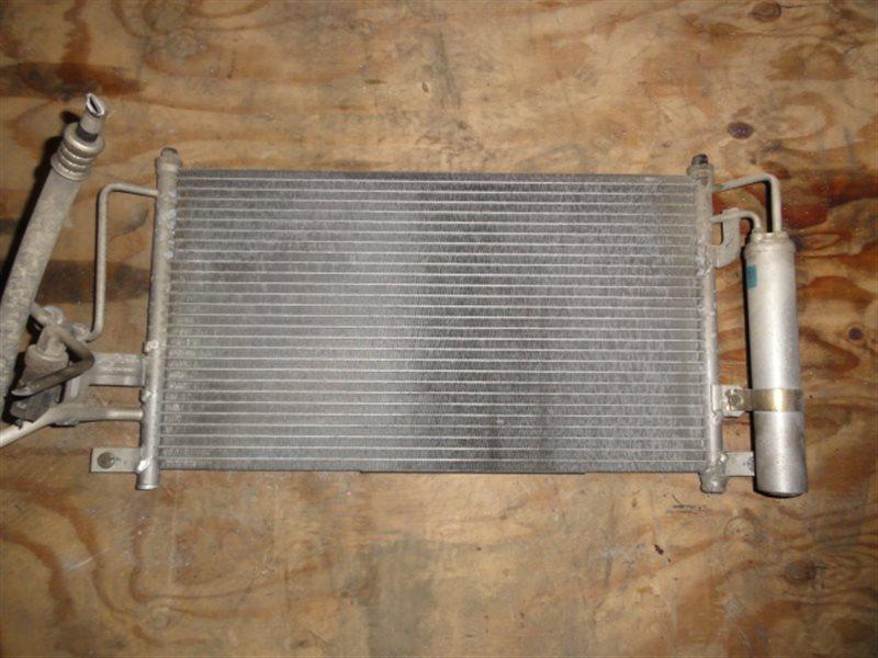 Радиатор кондиционера Mazda Demio DY5W 2003