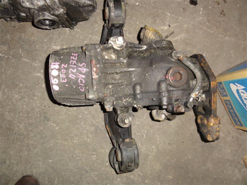 Редуктор Toyota Spacio ZZE124 1ZZ задний