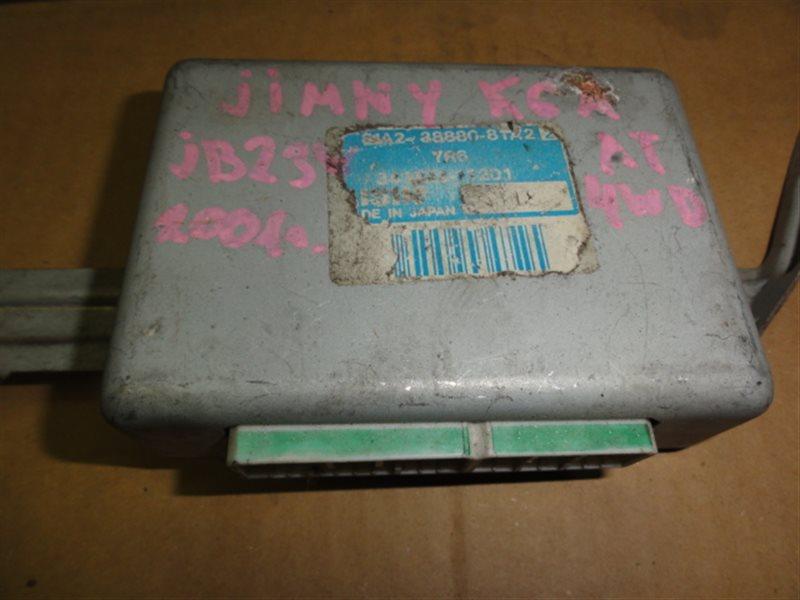 Блок управления автоматом Suzuki Jimny JB23W K6A-T
