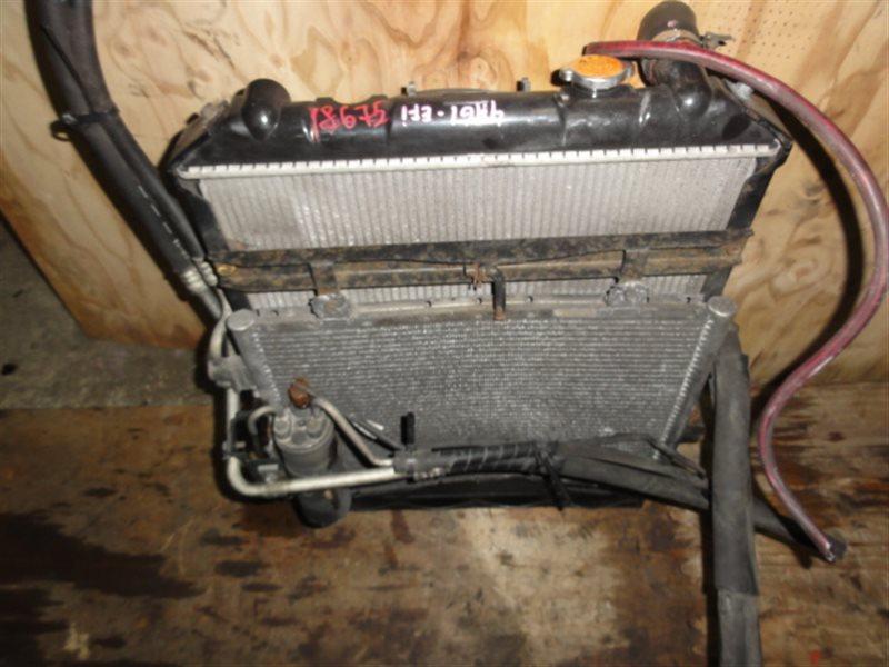 Радиатор основной Isuzu Elf 4HG1 1999