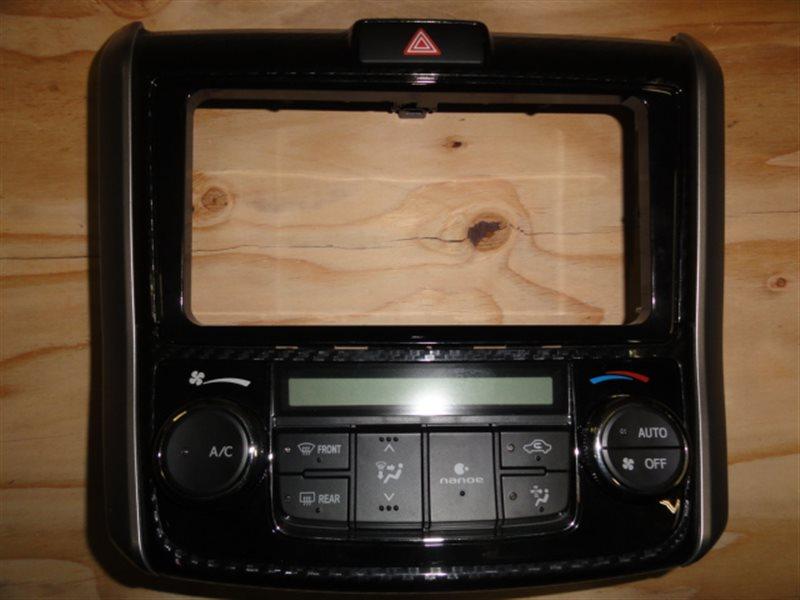 Климат-контроль Toyota Corolla Fielder NKE165 2014
