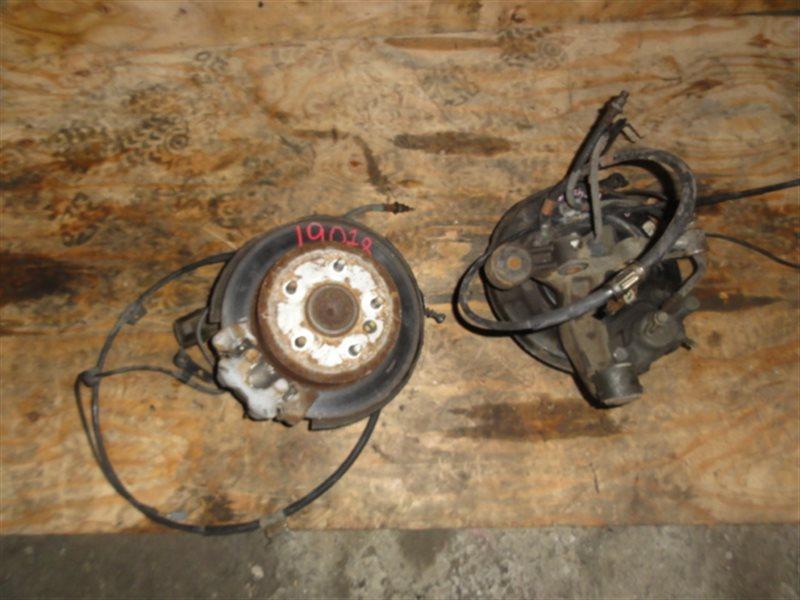 Ступица Toyota Windom MCV30 1MZ задняя правая