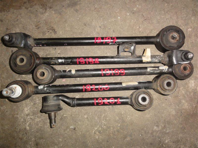 Тяга подвески Honda Inspire UC1 J30A 2003 задняя правая