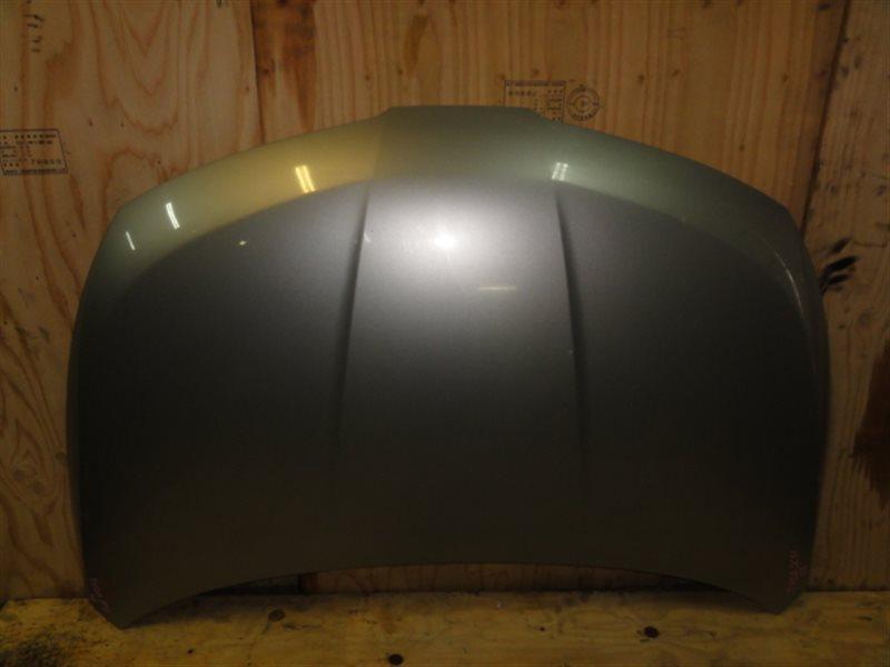 Капот Nissan Tiida C11 2005