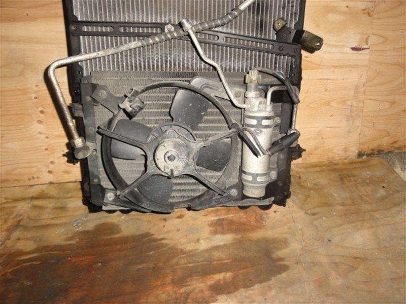 Радиатор кондиционера Mazda Titan WGSAT VS 1996