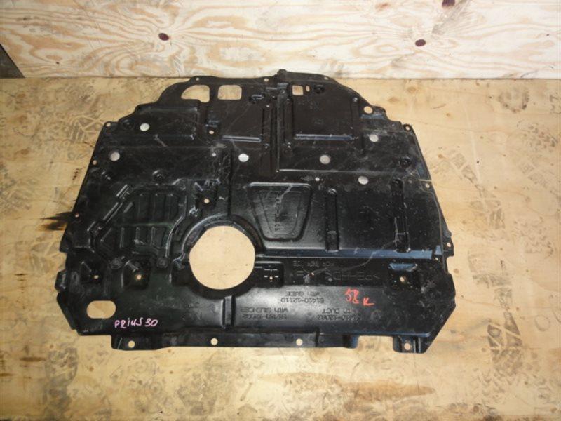 Защита двигателя Toyota Prius ZVW30