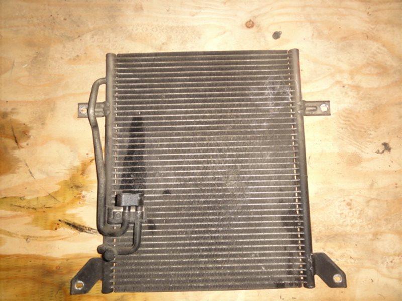 Радиатор кондиционера Mitsubishi Canter FE53EB 4M51 2001