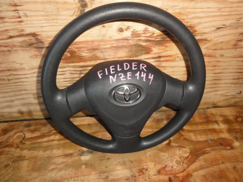 Руль с airbag Toyota Corolla Fielder NZE144