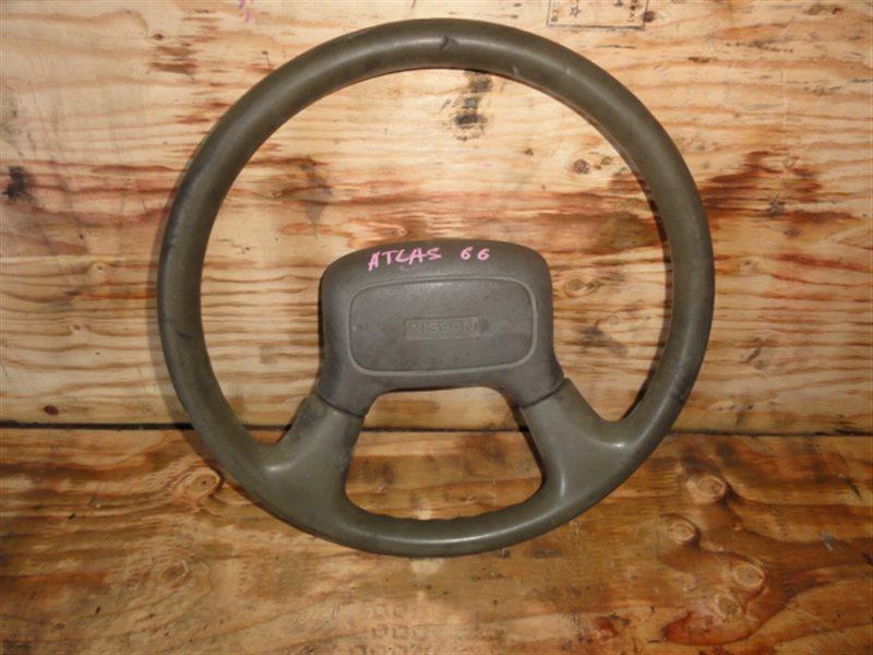 Руль с airbag Nissan Atlas AKR66