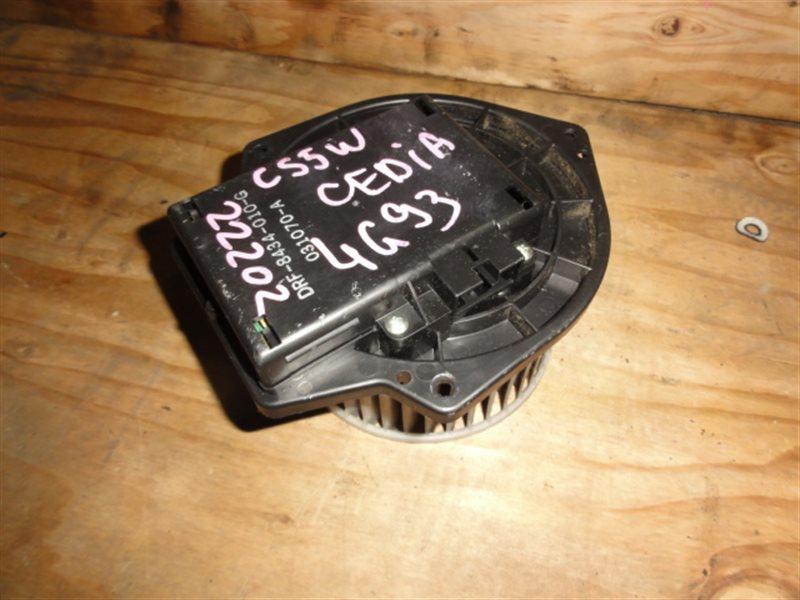 Мотор печки Mitsubishi Lancer Cedia CS5W 2007