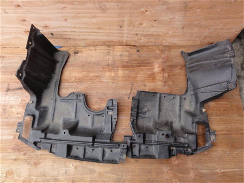 Защита двигателя Toyota Wish ZNE10 правая