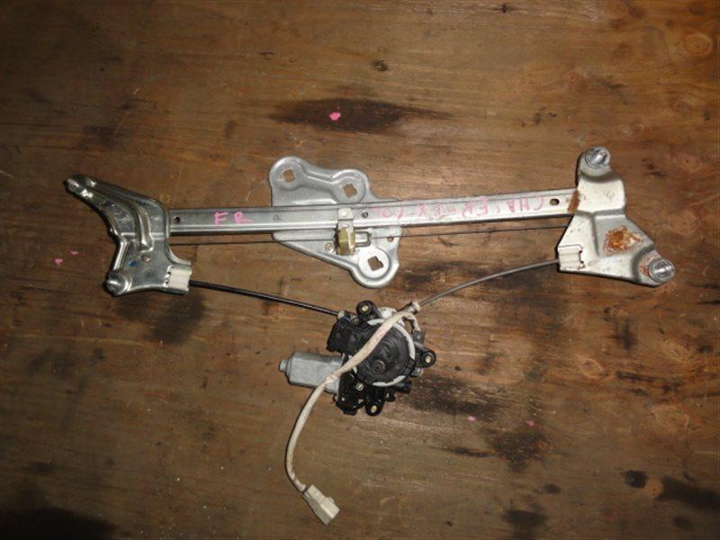 Стеклоподъемник Toyota Chaser GX100 1G передний правый