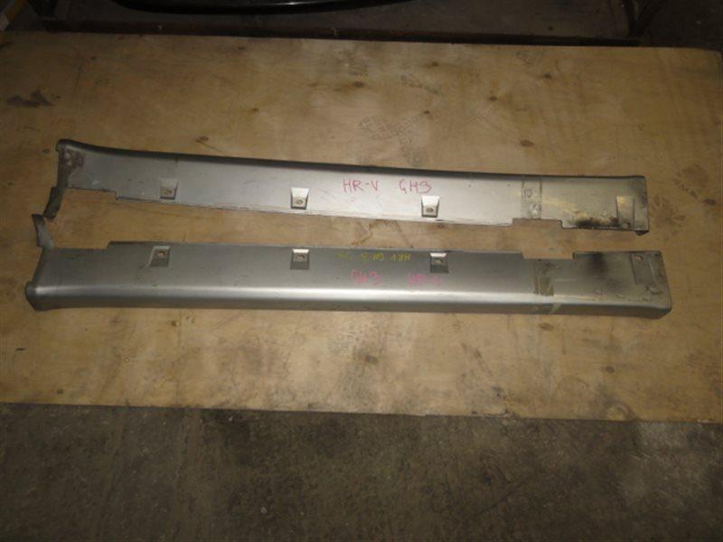 Порог Honda Hr-V GH3 1999 левый