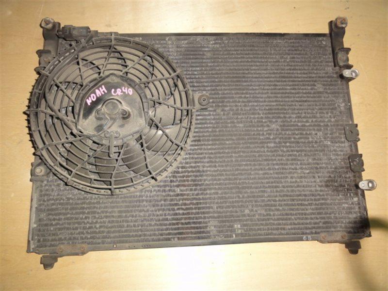 Радиатор кондиционера Toyota Noah CR40 3C-T