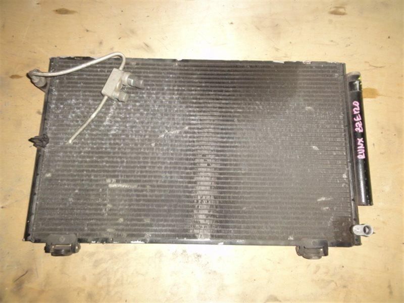 Радиатор кондиционера Toyota Corolla ZZE123 1ZZ