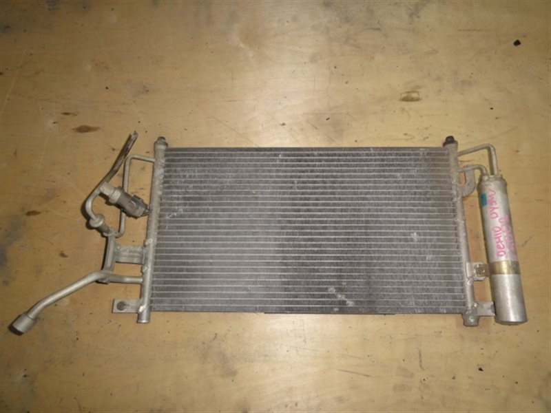 Радиатор кондиционера Mazda Demio DY5W ZJ