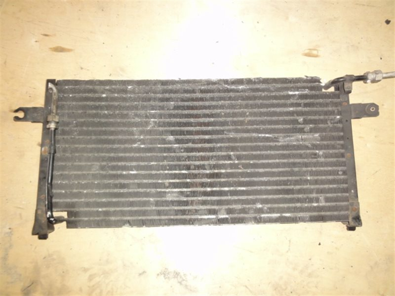 Радиатор кондиционера Nissan Safari Y60 TD42