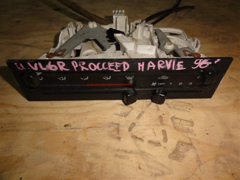 Блок управления климат-контролем Mazda Proceed Marvie UVL6R WL-T