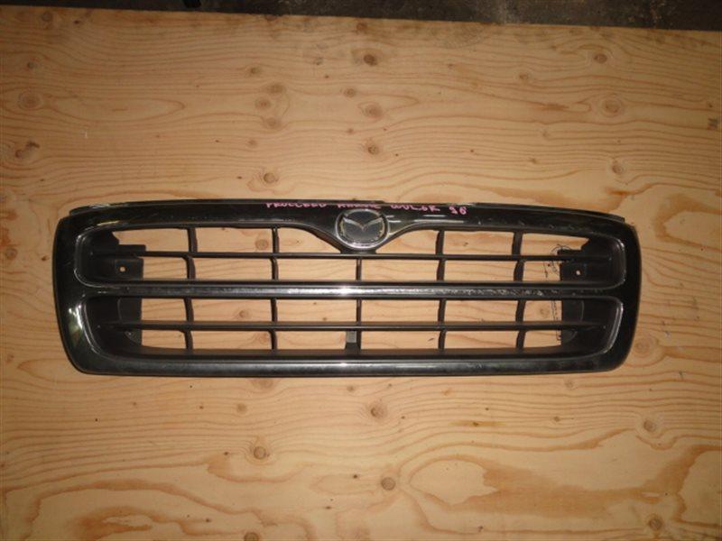 Решетка радиатора Mazda Proceed Marvie UVL6R 1996
