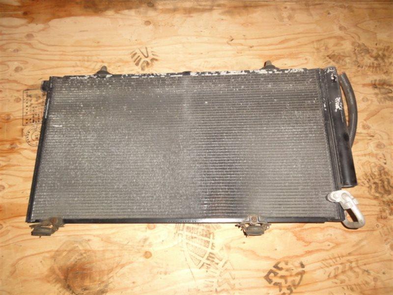 Радиатор кондиционера Toyota Sienta NCP81 1NZ 2004